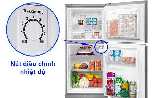 Cách Chỉnh Nhiệt Độ Tủ Lạnh Samsung, LG, Hitachi, Toshiba, Sharp