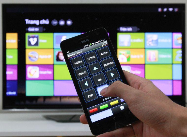 Cách Kết Nối Điện Thoại Với Tivi Samsung, LG, Sony, Sharp, Asanzo, TCL