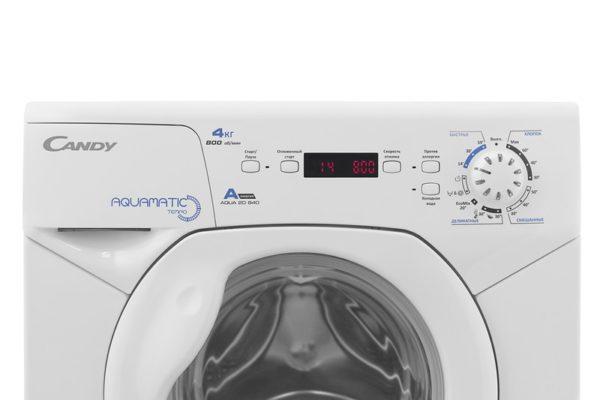 bảng mã lỗi máy giặt candy
