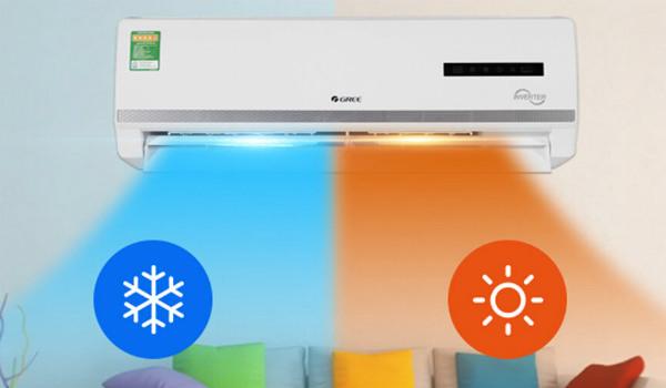 Cách bật chế độ nóng điều hòa chính xác 100% [ TẤT CẢ CÁC HÃNG ]