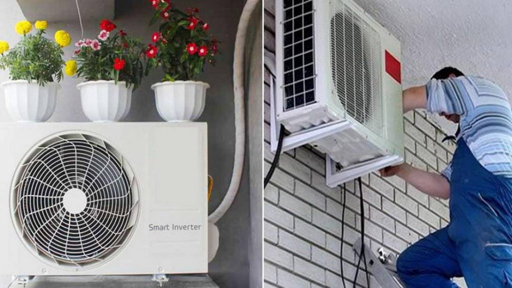 Cách khắc phục cục nóng điều hòa không chạy, quạt không quay từ A - Z