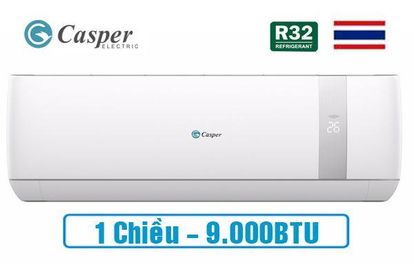 Điều hòa Casper báo lỗi EC - E9 [ Cách khắc phục nhanh ]