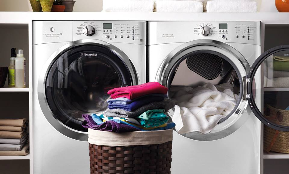 máy sấy quần áo không nóng