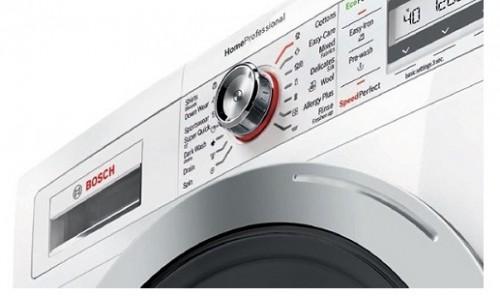[Máy giặt Bosch báo lỗi E18] Cách xử lý tại nhà không cần gọi thợ