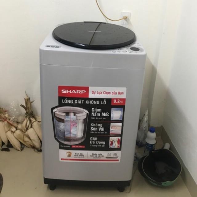 [ Máy giặt Sharp báo lỗi E1 ] Nguyên nhân và cách khắc phục