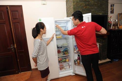 5 bước xử lý tủ lạnh chạy liên tục không ngắt tại nhà từ A - Z