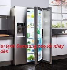 9 Cách xử lý tủ lạnh Samsung báo lỗi nhấp nháy đèn từ A - Z