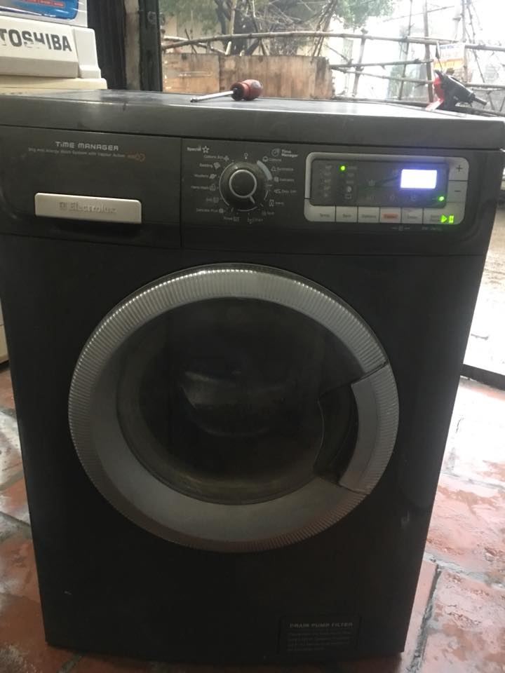 [Máy giặt Electrolux báo lỗi E66] Cách khắc phục tại nhà chỉ 30 phút
