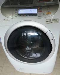 Máy giặt National báo lỗi H01
