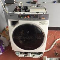 Máy giặt National báo lỗi U18