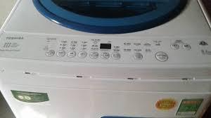 Máy giặt Toshiba báo lỗi Ec6: Nguyên nhân và cách khắc phục