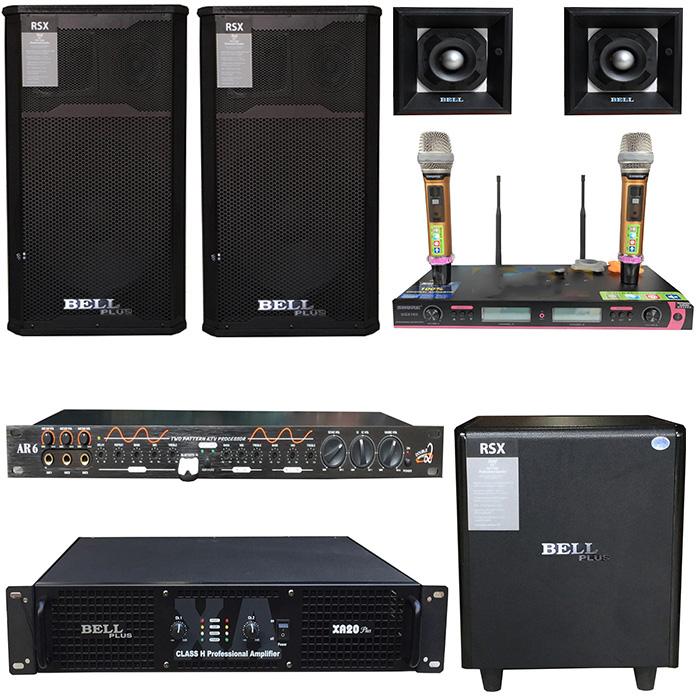 Bộ đổi nguồn cho dàn âm thanh mini chuyển từ 220V - 110V chuẩn 100%