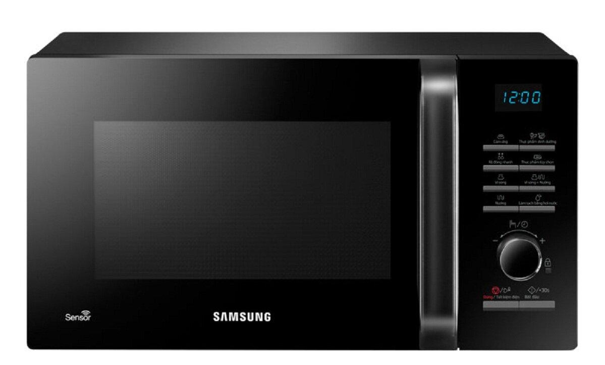 Lò vi sóng Samsung báo lỗi SE, 5E, E24 là bị sao? Cách khắc phục tại nhà