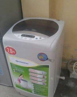 [Máy giặt Daewoo báo lỗi LE] xử lý nhanh tại nhà chỉ 30 phút