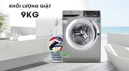 Máy giặt Electrolux báo lỗi E4 là bị sao? Cách xử lý tại nhà chuẩn 100%
