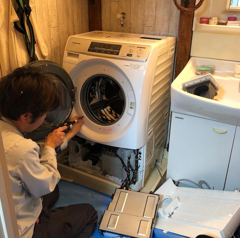 máy giặt electrolux báo lỗi e45