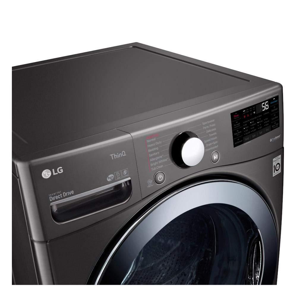 máy giặt lg báo lỗi p5