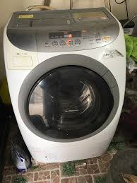máy giặt national báo lỗi ha0