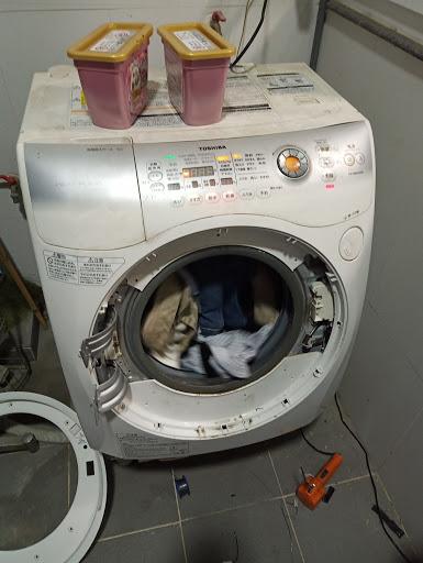 Máy giặt Toshiba báo lỗi C21 khắc phục tại nhà từ A - Z