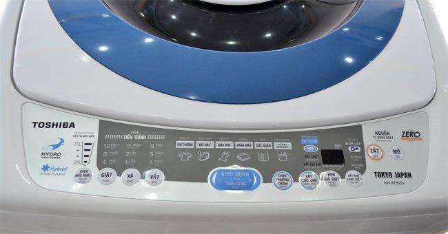 Cách khắc phục máy giặt Toshiba báo lỗi E7-5 tại nhà chỉ 15 phút