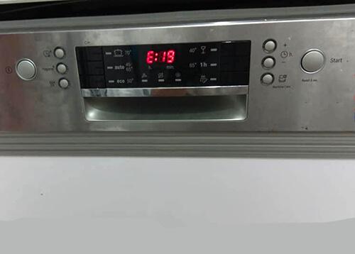 Máy rửa bát Bosch báo lỗi E19 khắc phục tại nhà chi tiết từ A - Z