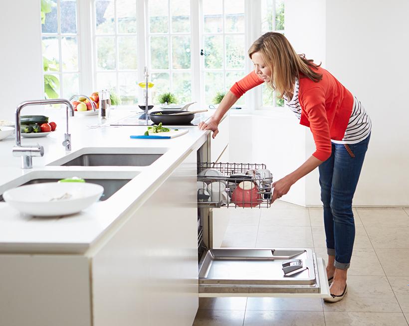 Cách sử dụng máy rửa bát đúng cách chi tiết từ A - Z