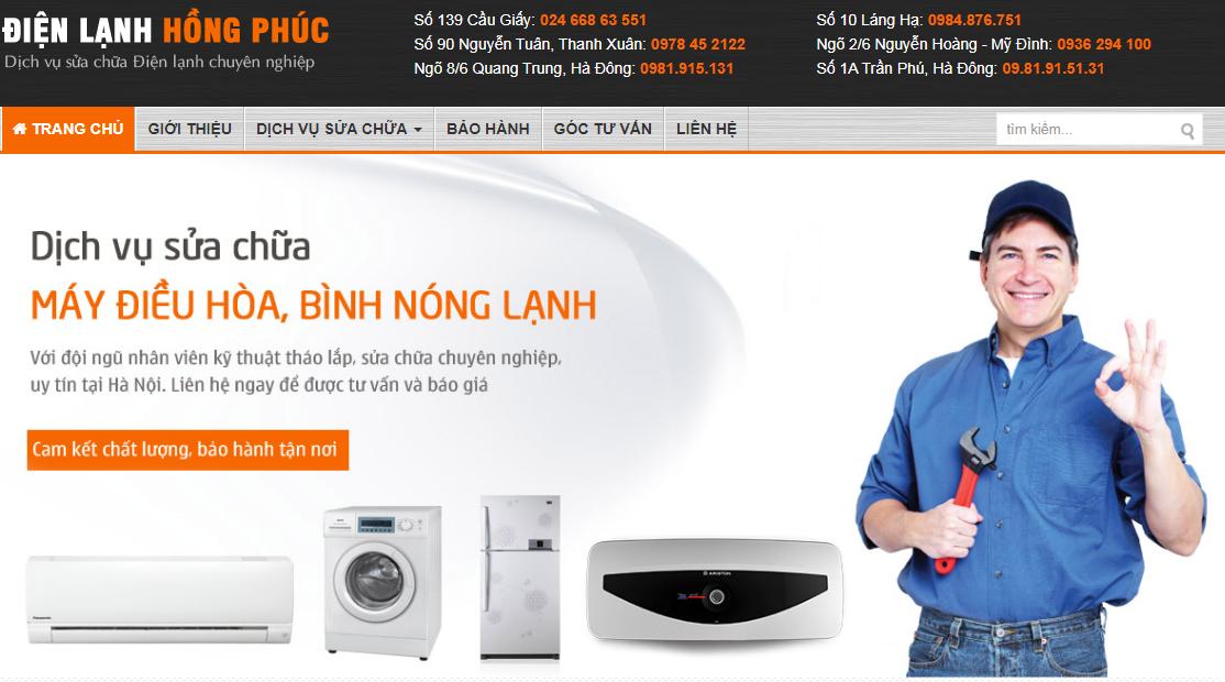 dien lanh hong phuc