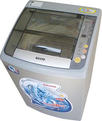 Máy giặt Sanyo báo lỗi F1: Nguyên nhân và cách khắc phục