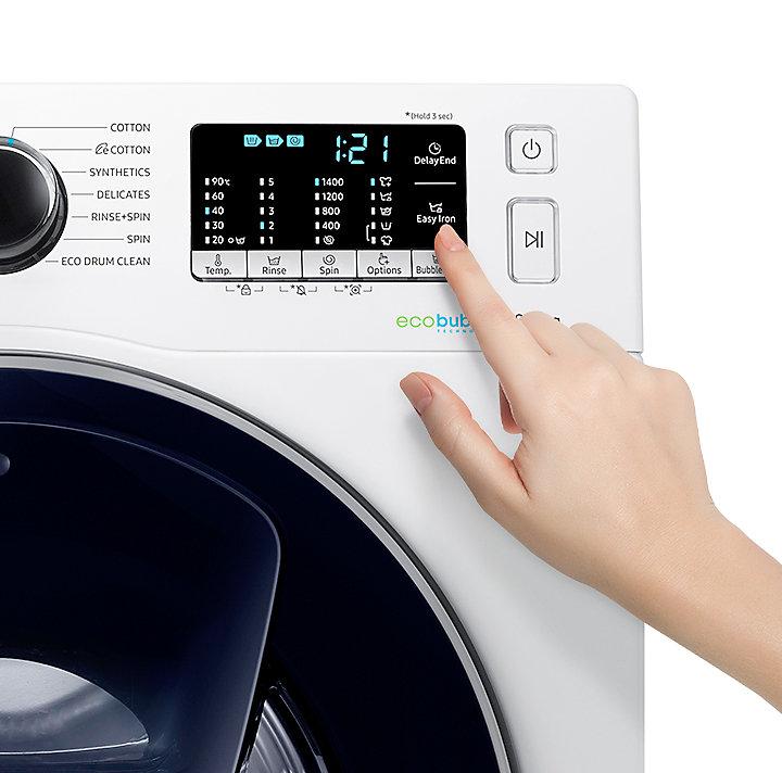 Máy giặt bị nhảy thời gian là bị sao? Cách khắc phục từ A - Z