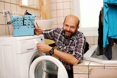 Máy giặt electrolux nháy đèn đỏ Start/Pause xử lý tại nhà từ A - Z