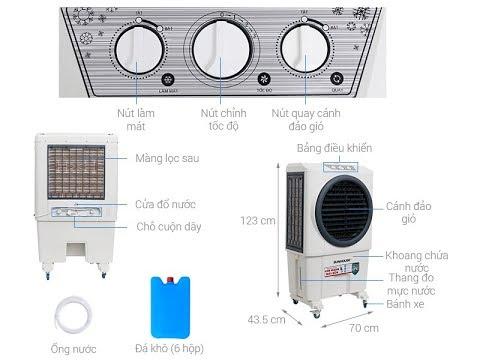 Sửa quạt điều hòa, quạt hơi nước, quạt điện tại Hà Nội Uy Tín, Giá Rẻ