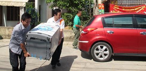 [ Trả Lời ] Tủ lạnh vận chuyển nằm được không ? Cách vận chuyển tốt nhất