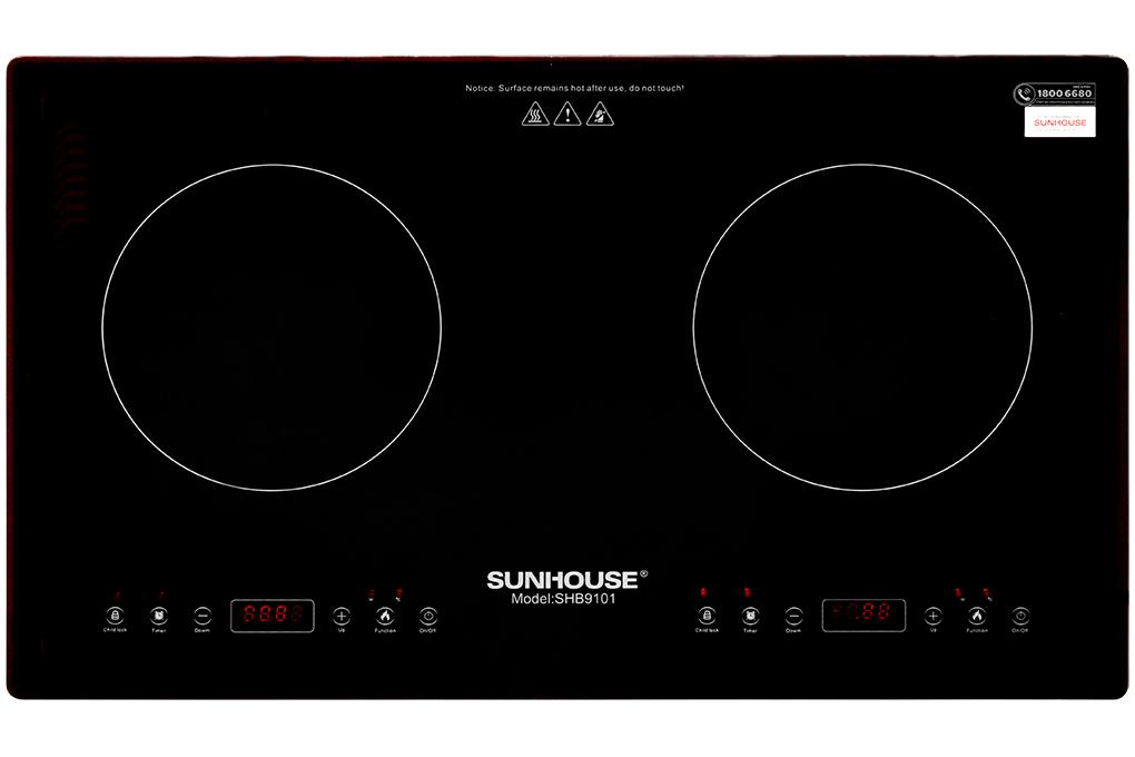 Bếp từ Sunhouse SHB9101