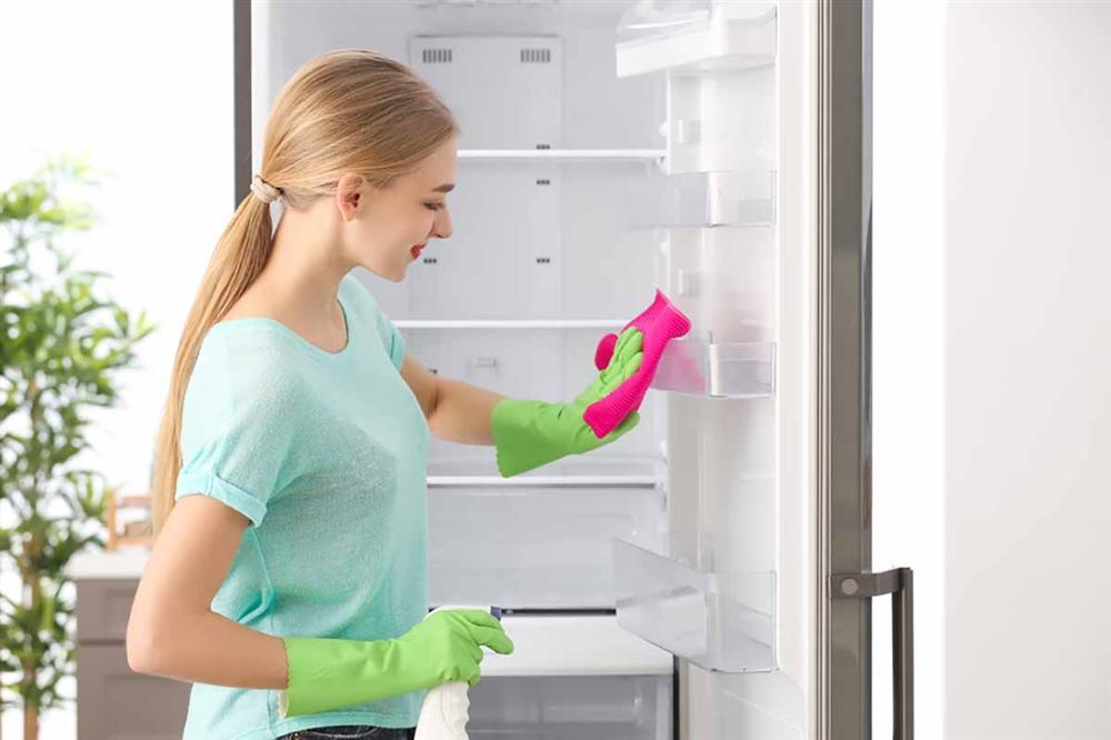 Cách khử mùi hôi tủ lạnh lâu ngày không dùng hiệu quả 100%