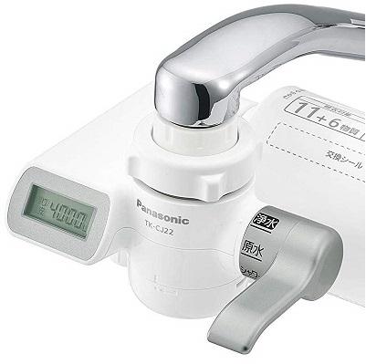 Máy lọc nước tại vòi tại vòi Panasonic TK-CJ22