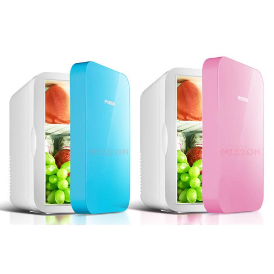 Tủ lạnh mini Hyundai 6 lít