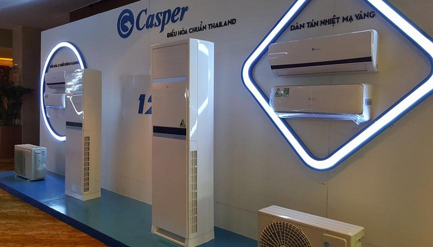 Đánh giá điều hòa Casper có tốt không? Đánh giá từ thợ 10 năm K/N