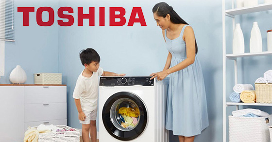 Máy giặt Toshiba có tốt không? Có nên mua không? [Chuyên gia tư vấn]