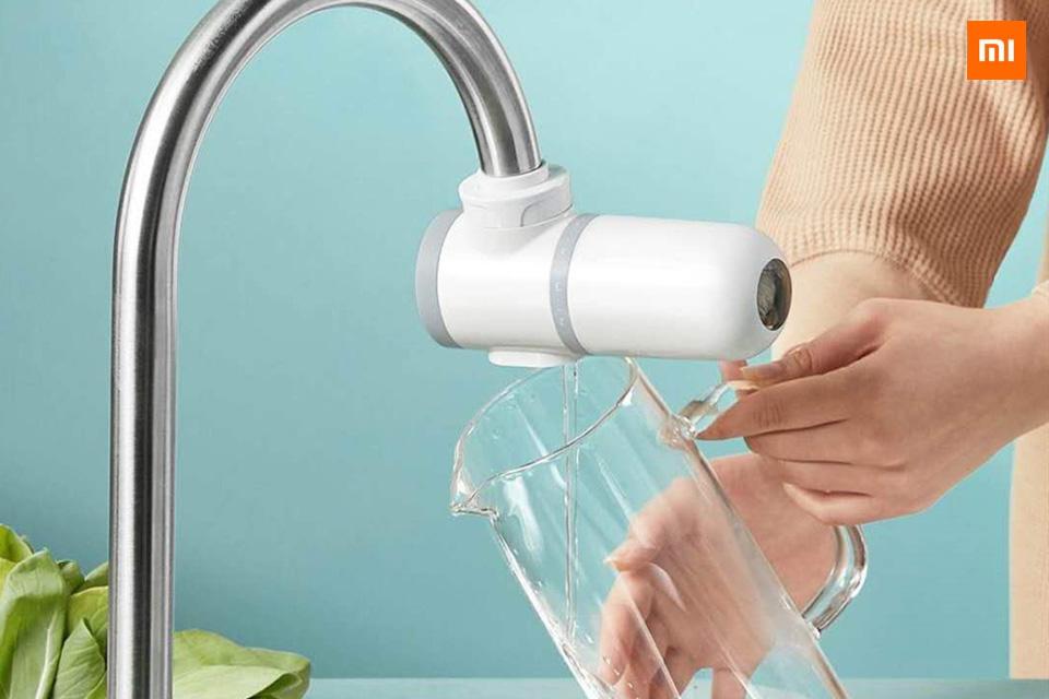máy lọc nước tại vòi Mijia
