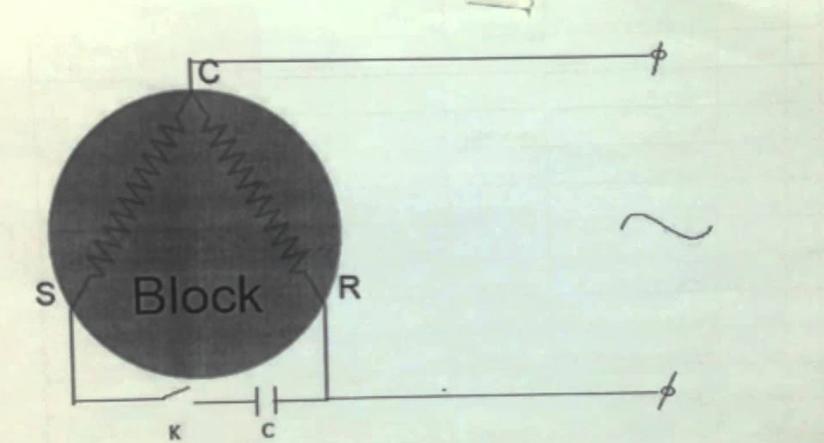 Cách xác định chân Chung, Chạy, Đề ở điều hòa, tủ lạnh, động cơ điện