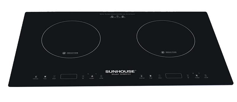 Bếp từ đôi Sunhouse SHB9101