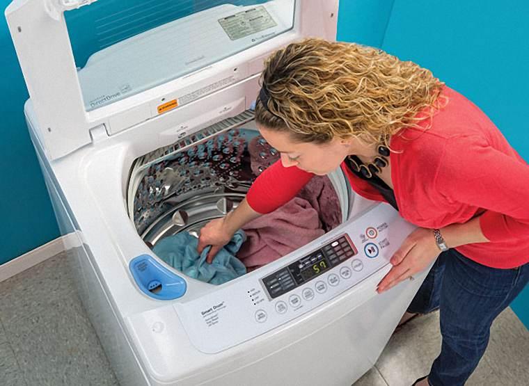 Cách vắt quần áo bằng máy giặt Toshiba, LG, Samsung, Sanyo