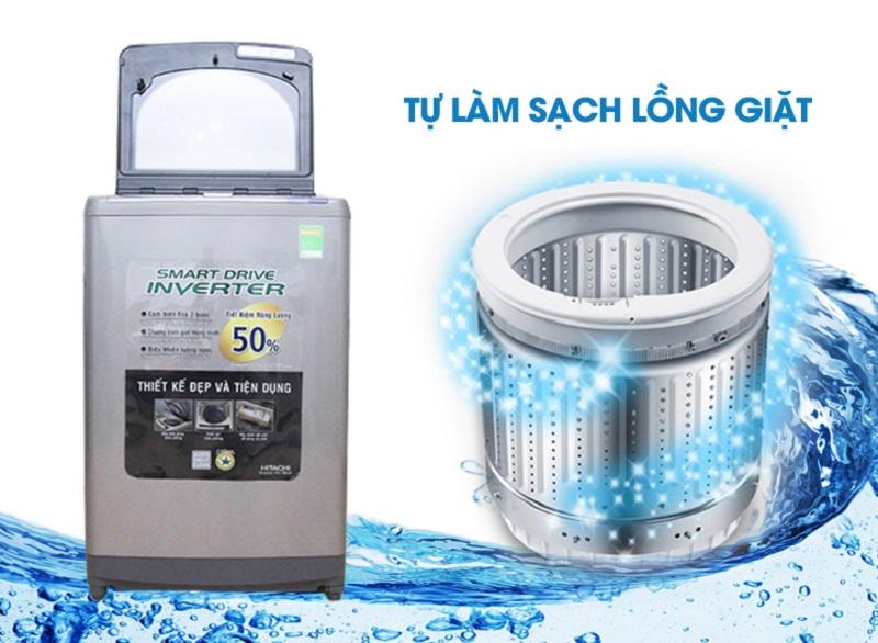 Máy giặt Hitachi có tốt không? Sử dụng có bền và tốn điện không?