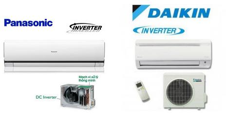 So sánh điều hòa Daikin và Panasonic chi tiết từ A - Z