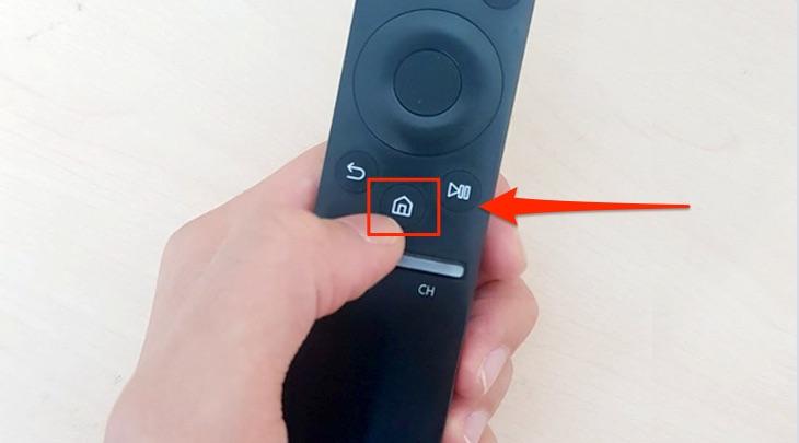 Cách đăng nhập tài khoản YouTube trên tivi Samsung