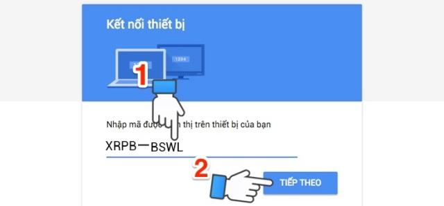 Cách đăng nhập tài khoản YouTube trên tivi Samsung4