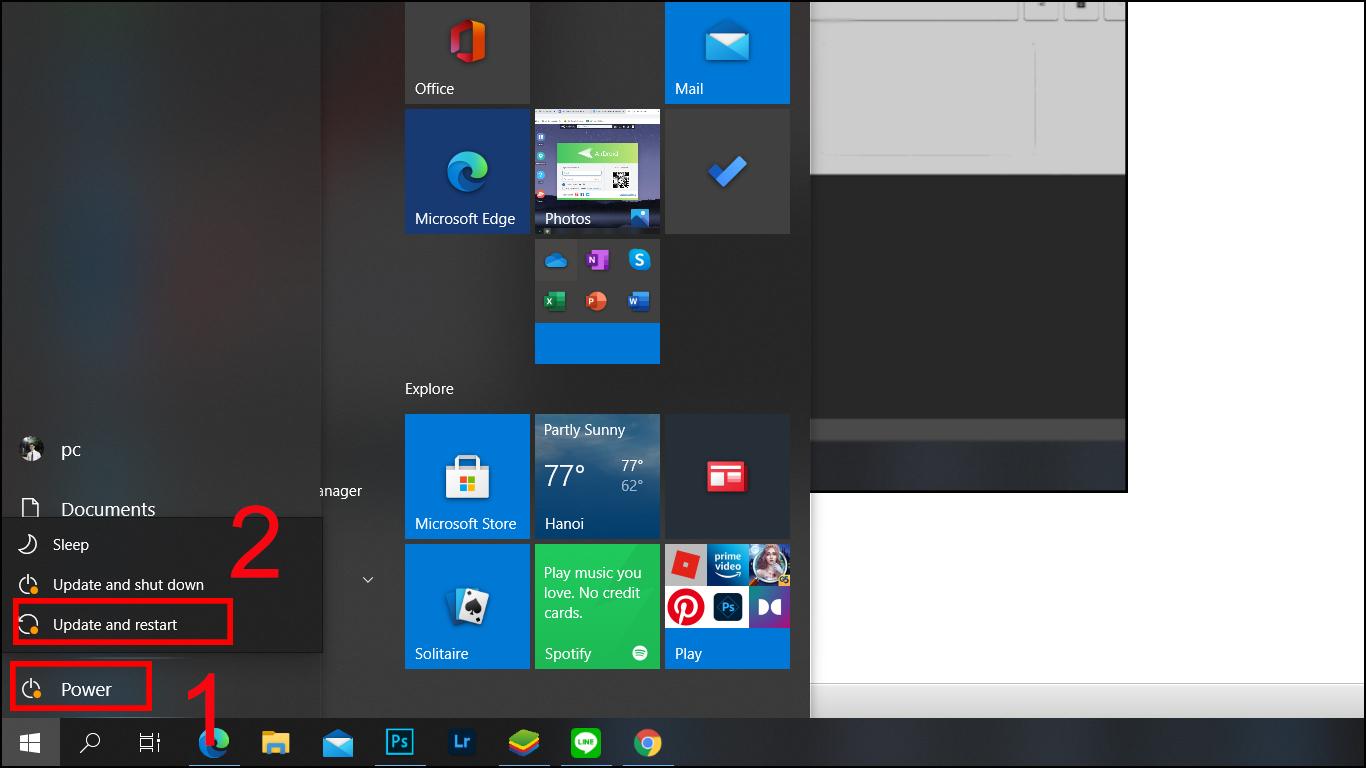 Cách khắc phục laptop không kết nối được wifi5