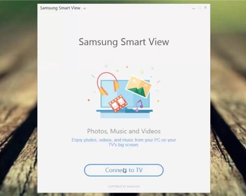 Cách mở tivi Samsung bằng điện thoại1