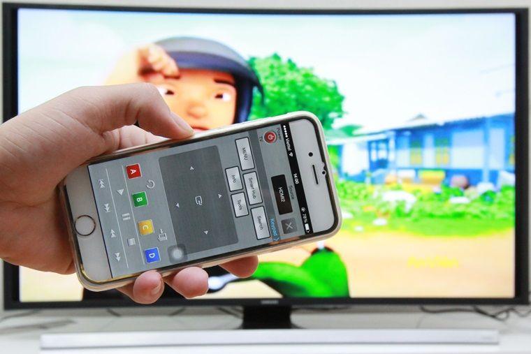 Cách điều khiển tivi Samsung bằng điện thoại chính xác 100%