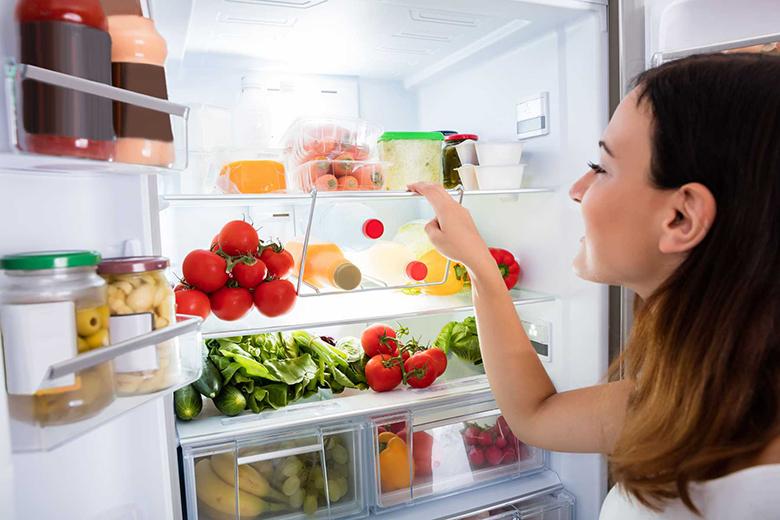 Nhiệt độ của ngăn mát tủ lạnh là bao nhiêu tốt